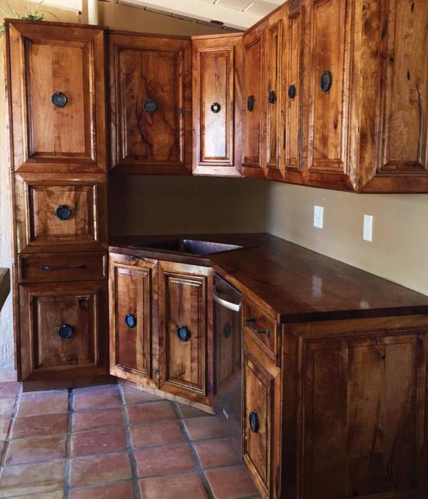 Kitchen Cabinets Arizona: Tubac Territory
