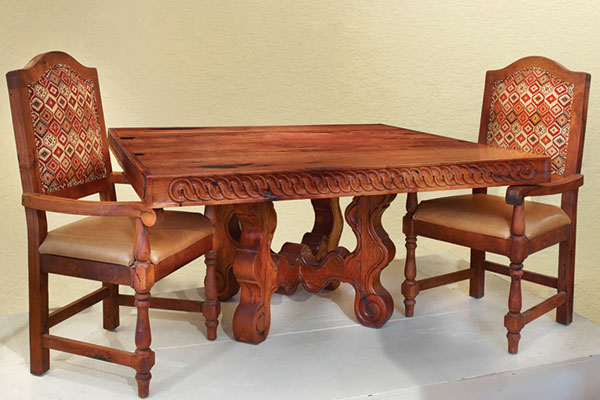 Mesquite Table