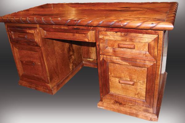 Mesquite Desk